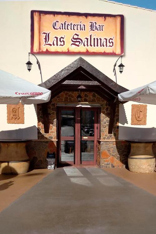 bar cafeteria las salinas rute